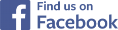 find us on facebook logo png transparent